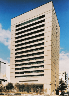 New Building of Nagoya Head Office